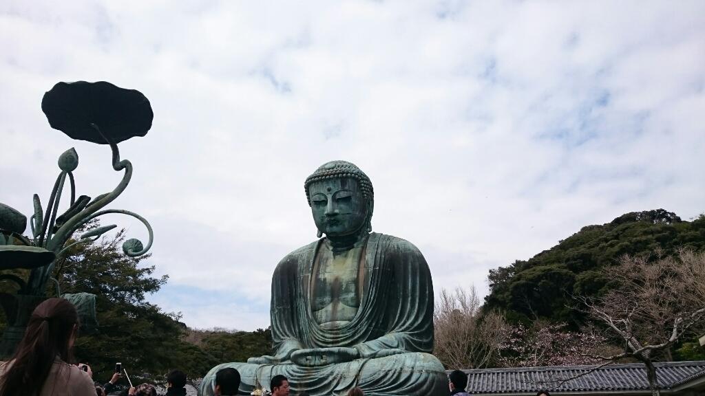 鎌倉散策2016/4 自転車借りて長谷寺~大仏_e0076995_17444192.jpg