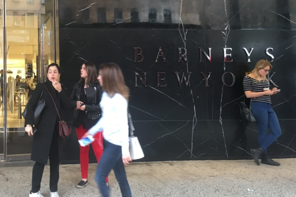 1923年の創業の地に帰ってきたバーニーズ・ニューヨーク Barneys New York, Downtown_b0007805_12474592.jpg
