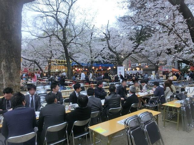 上野公園、北の丸公園、靖国神社  東京はどこも桜が満開なのに_f0141310_822241.jpg