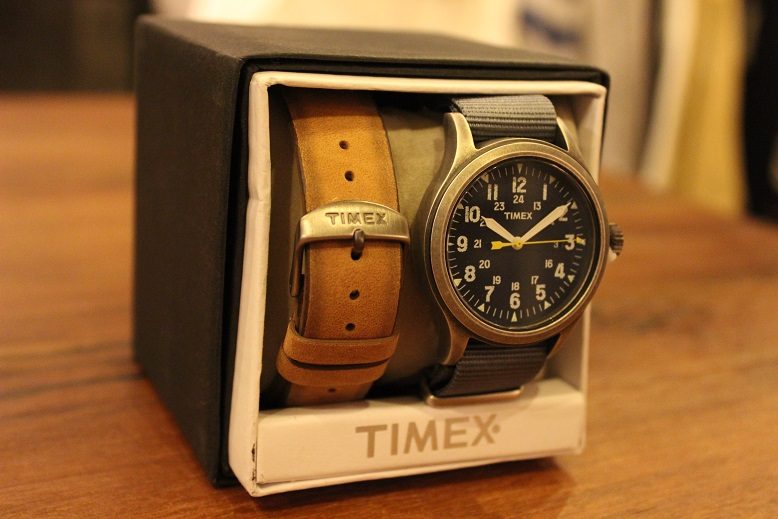 """TIMEX \""""Scout Limited\"""" 新カラーご紹介_f0191324_9281298.jpg"""