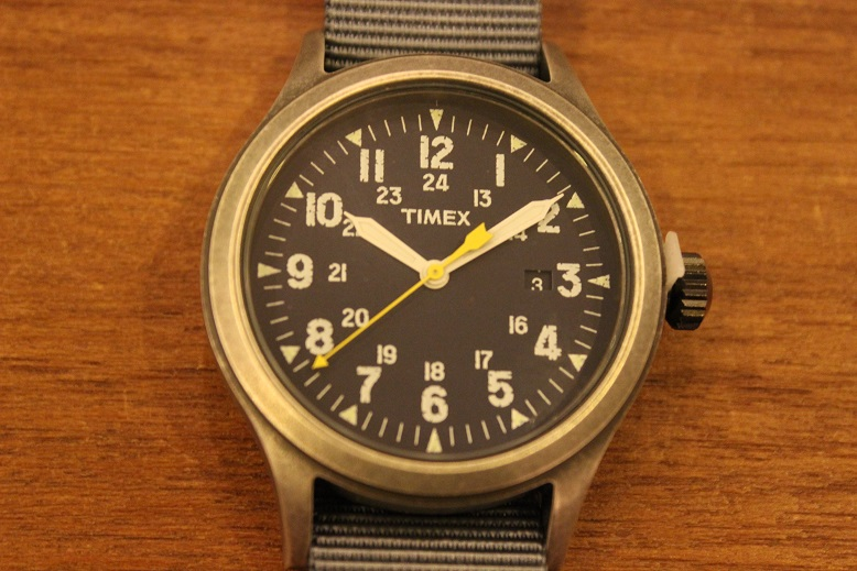 """TIMEX \""""Scout Limited\"""" 新カラーご紹介_f0191324_9283494.jpg"""