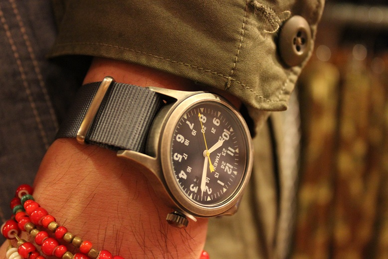 """TIMEX \""""Scout Limited\"""" 新カラーご紹介_f0191324_9284043.jpg"""