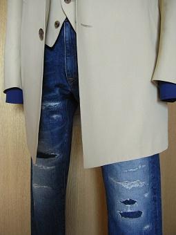 ~春の日常着に~ 「JAPAN BLUE JEANS」がいいよ! 編_c0177259_23202273.jpg