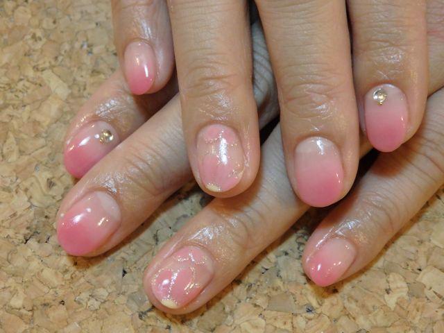 Pink Nail_a0239065_10033104.jpg