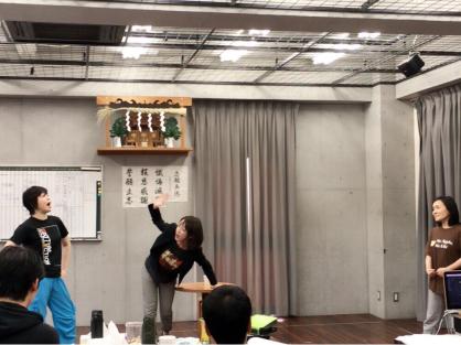 舞台『更地ベスト~SAKURA~』閉幕…2_b0181865_21012549.jpg