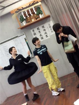 舞台『更地ベスト~SAKURA~』閉幕…2_b0181865_21012986.jpg