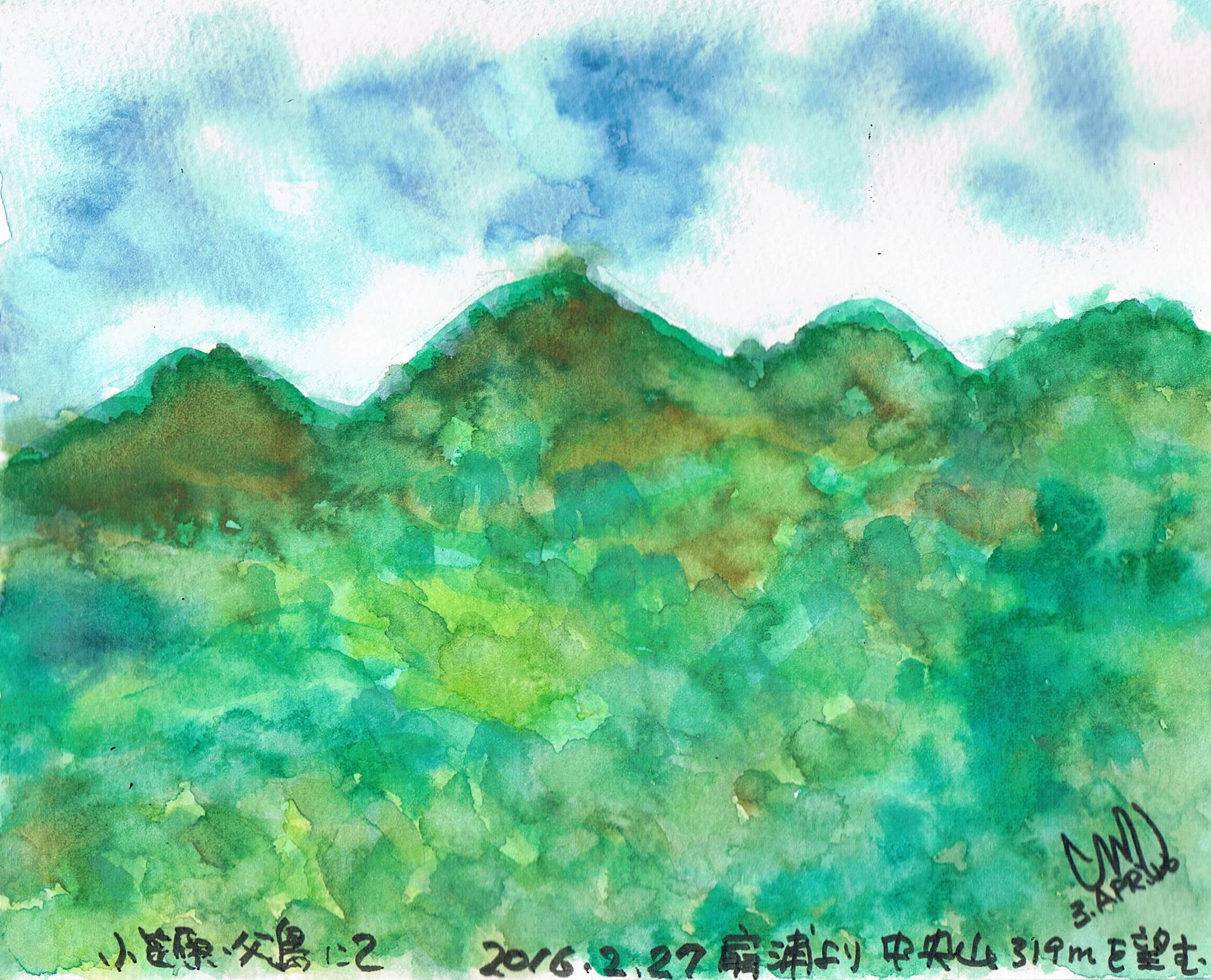 小笠原村・中央山319m_e0232277_10522826.jpg