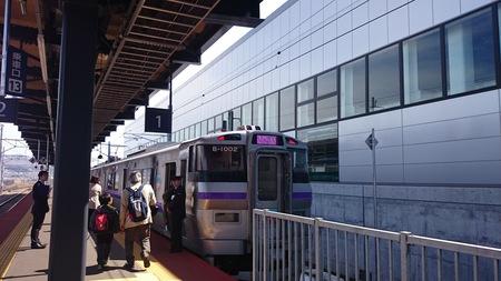 北海道新幹線で帰ってまいりました(笑)_a0292194_20204745.jpg