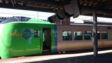 北海道新幹線で帰ってまいりました(笑)_a0292194_20272854.jpg