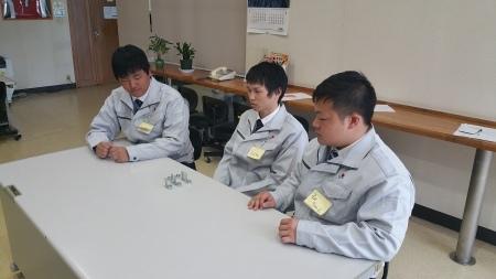 2016年入社式&新入社員研修_c0193896_18311264.jpg