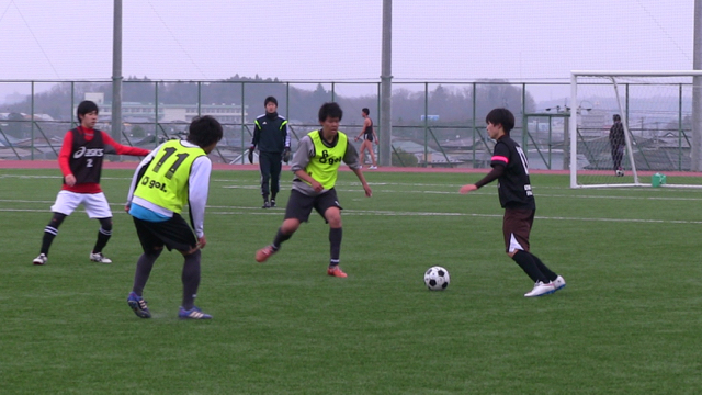 TOP Team Training Match: vs 明誠高校男子 April 2, 2016_c0365198_00072146.jpg