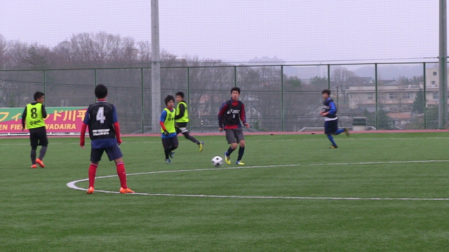 TOP Team Training Match: vs 明誠高校男子 April 2, 2016_c0365198_00102240.jpg