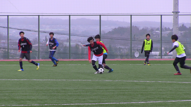 TOP Team Training Match: vs 明誠高校男子 April 2, 2016_c0365198_00121475.jpg
