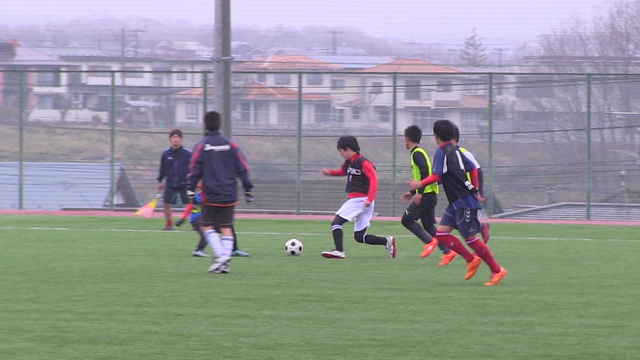 TOP Team Training Match: vs 明誠高校男子 April 2, 2016_c0365198_00122478.jpg
