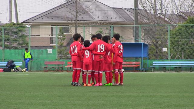 U14 塩釜神社杯:vs 二本松第一中学校 April 2, 2016_c0365198_00281877.jpg