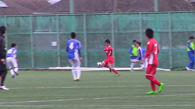 U14 塩釜神社杯:vs 二本松第一中学校 April 2, 2016_c0365198_00283965.jpg