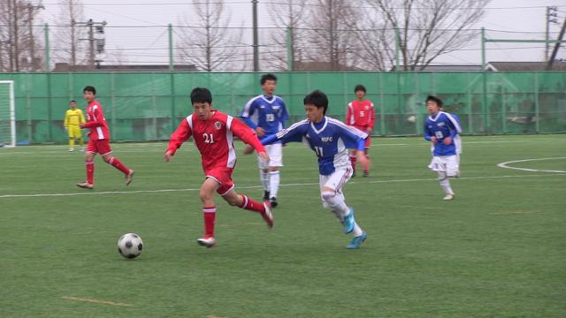 U14 塩釜神社杯:vs 二本松第一中学校 April 2, 2016_c0365198_00293044.jpg