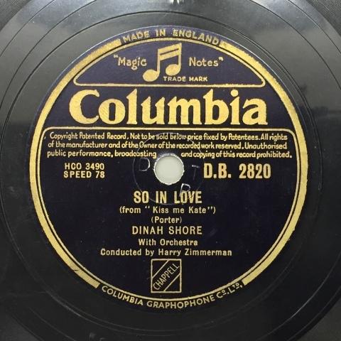 3月蓄音機ミニコンサートで使用したSP盤 その3_a0047010_17442109.jpg