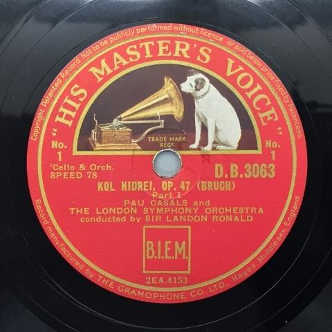3月蓄音機ミニコンサートで使用したSP盤 その4_a0047010_18283885.jpg