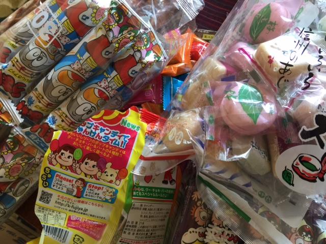 駄菓子屋オープン?!_a0156611_1656632.jpg