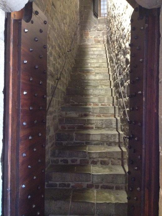 ヴェッキオ宮殿のアルノルフォの塔に上る(前編)_a0136671_2328171.jpg