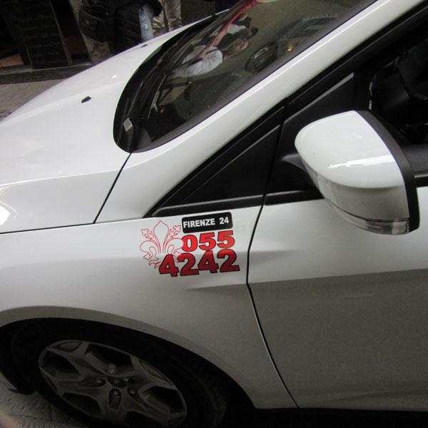 イタリアでタクシーに乗る際にチェックしたいこと!!_c0179785_21434381.jpg