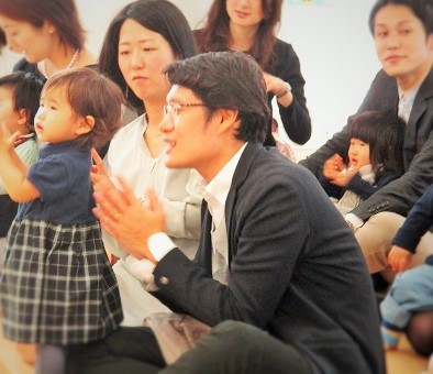 【西新宿園】入園・進級式_a0267292_15494241.jpg