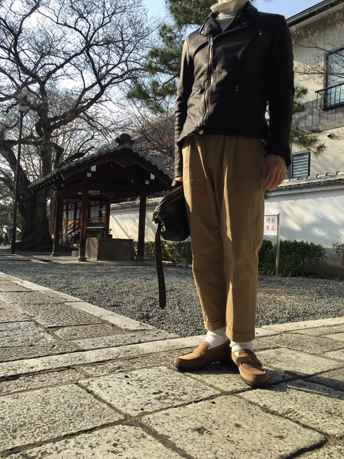 ONE DAY STYLE    CLOSED(クローズド)・・・_a0160153_033575.jpg