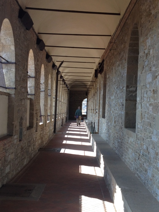 ヴェッキオ宮殿のアルノルフォの塔に上る(前編)_a0136671_024965.jpg