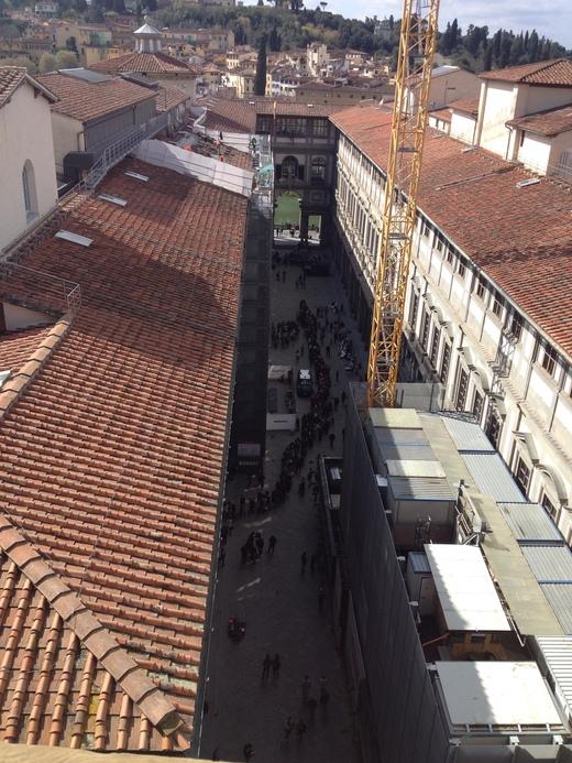 ヴェッキオ宮殿のアルノルフォの塔に上る(後編) _a0136671_23113870.jpg