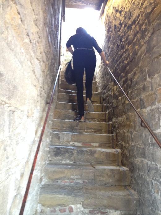ヴェッキオ宮殿のアルノルフォの塔に上る(後編) _a0136671_2336326.jpg