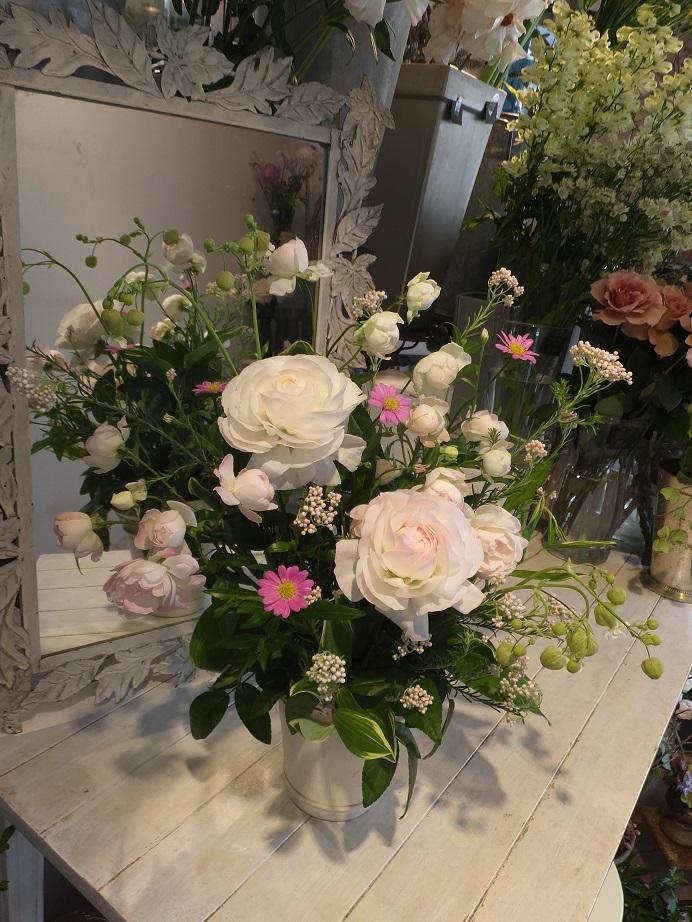 オークリーフ花の教室(加田さんの作品)_f0049672_17233474.jpg