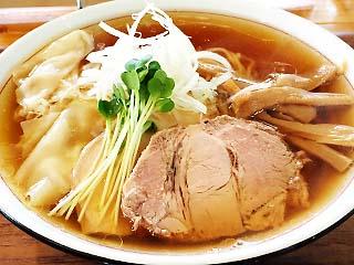 麺屋 玖(きゅう)@鳥取 ★☆ (わんたんめん)_f0080612_2021817.jpg