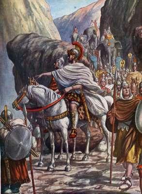 ハンニバルの侵攻ルート解明か、古代の馬糞がカギに _b0064113_1626105.jpg
