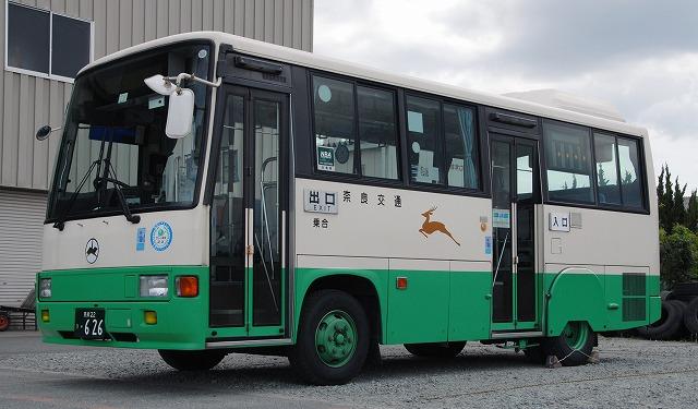 奈良交通~レインボーRH_a0164734_22515520.jpg