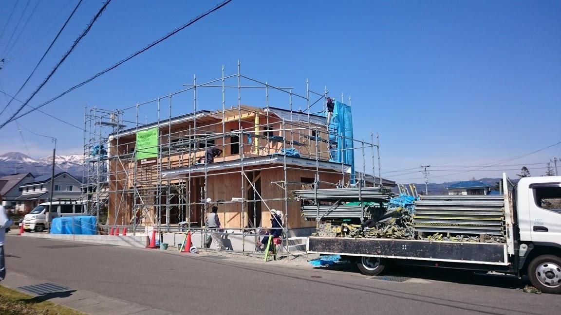 『さくらの家』進捗状況_e0197748_9523179.jpg