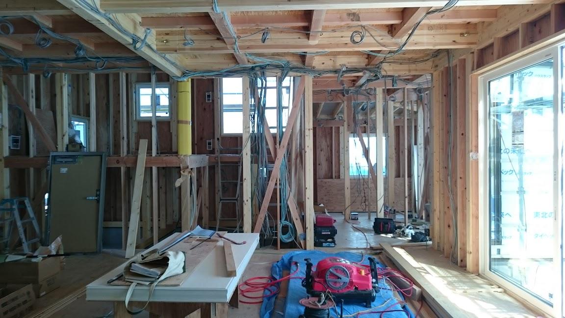 『さくらの家』進捗状況_e0197748_9523733.jpg