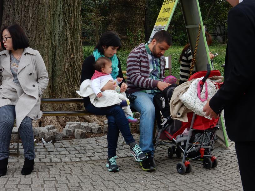 イースター(復活祭)休暇中の京都、大阪はにぎわってました_b0235153_10102684.jpg