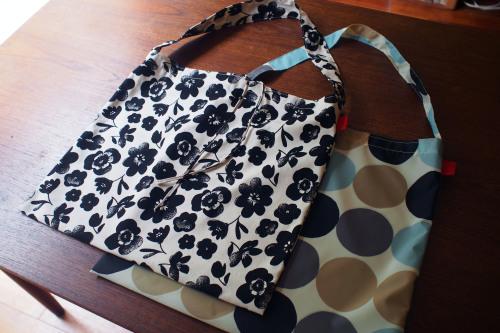 ファブリックを楽しむ「wear bag」_e0243765_22103065.jpg