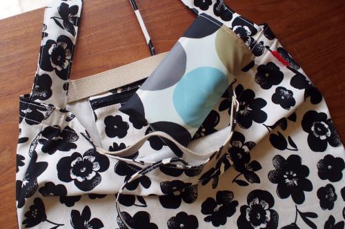 ファブリックを楽しむ「wear bag」_e0243765_22163415.jpg