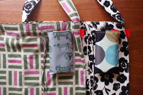 ファブリックを楽しむ「wear bag」_e0243765_22165143.jpg