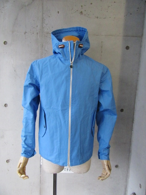 お陰様で各色・残り1枚づつ。。。Gloverall HOODED ZIP PARKA JACKET (UK Limited MODEL)_d0152280_11402828.jpg
