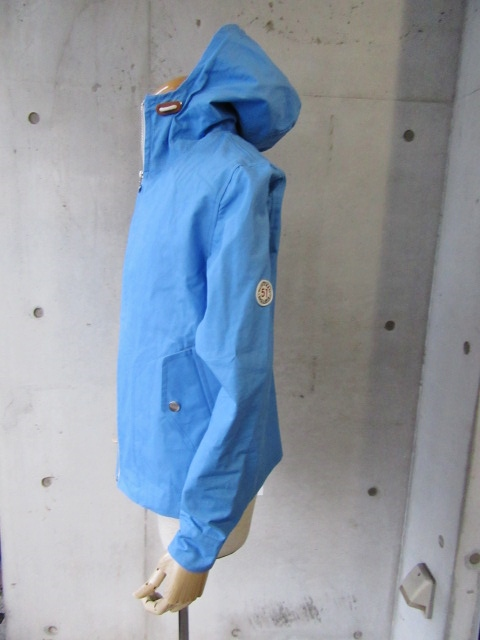 お陰様で各色・残り1枚づつ。。。Gloverall HOODED ZIP PARKA JACKET (UK Limited MODEL)_d0152280_11405635.jpg