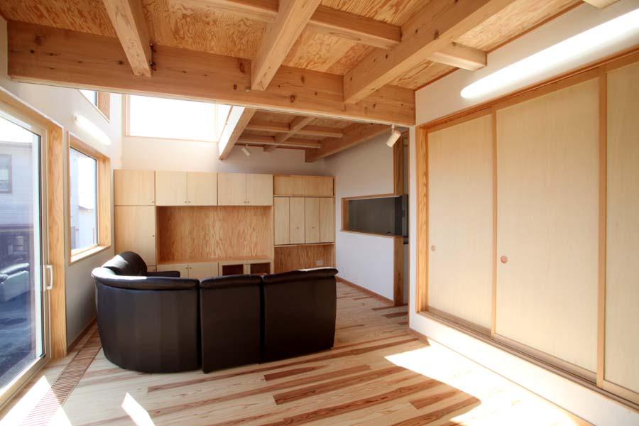 T様邸「扇田の家」_f0150893_16161476.jpg