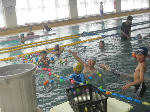 春短水中祭りが行われました♪♪_b0286596_1013411.jpg
