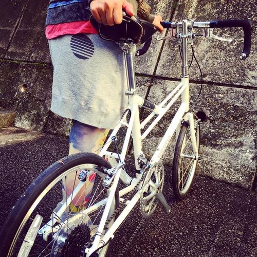 BRUNO 2016『Ventura』ベンチュラ ミキスト ミニベロ 700c ブルーノ おしゃれ 女子 自転車 ドロップ_b0212032_1737234.jpg