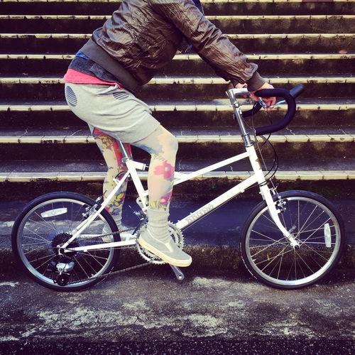 BRUNO 2016『Ventura』ベンチュラ ミキスト ミニベロ 700c ブルーノ おしゃれ 女子 自転車 ドロップ_b0212032_17381483.jpg
