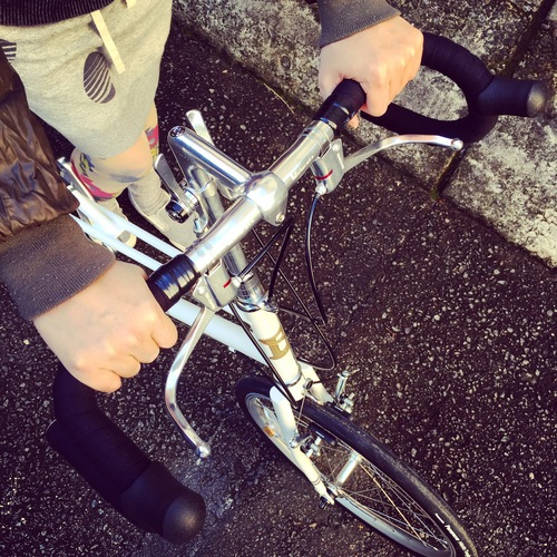 BRUNO 2016『Ventura』ベンチュラ ミキスト ミニベロ 700c ブルーノ おしゃれ 女子 自転車 ドロップ_b0212032_17385725.jpg