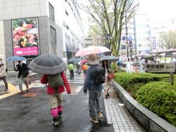 雨のスタート!煮貝の道 第1回_f0019247_20403039.jpg