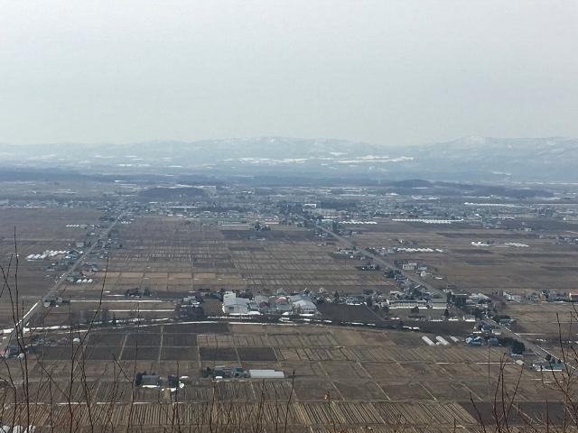 春一番のキトウシ山~東川_e0326953_7155746.jpg
